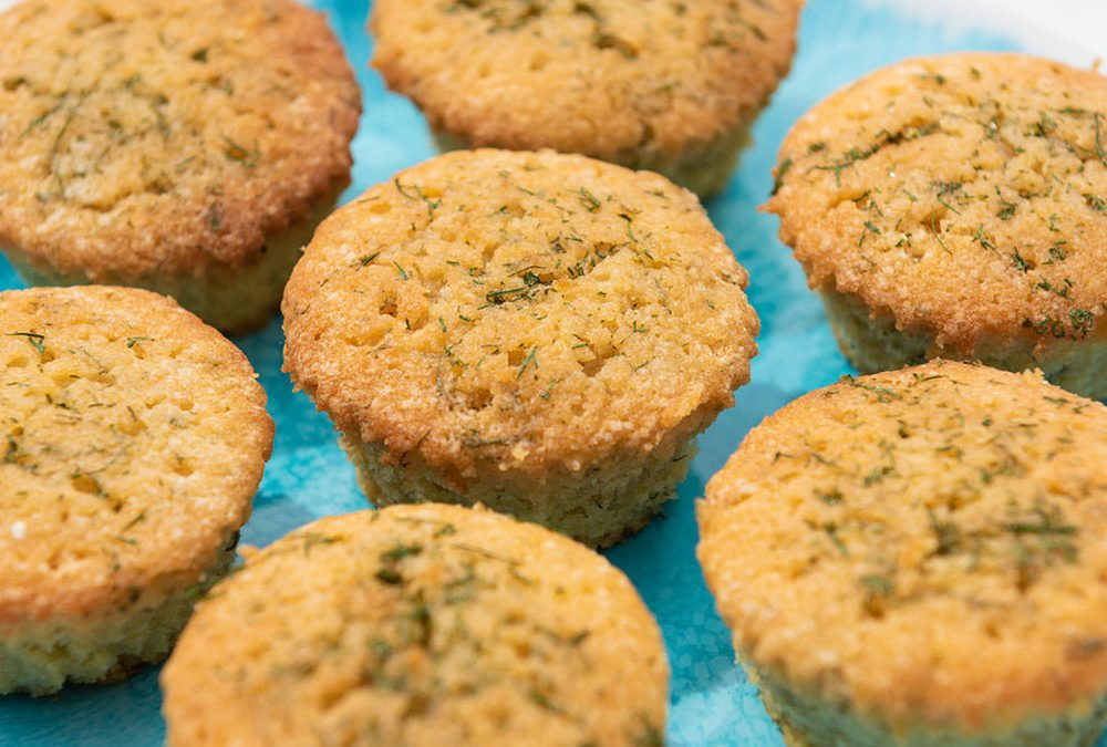 SWEET CICELY AND LEMON DRIZZLE CUPCAKES